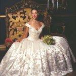 فستان زفاف رقم 29