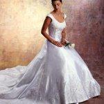 فستان زفاف رقم34