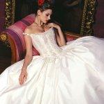 فستان زفاف رقم 36