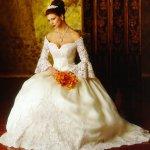 فستان زفاف رقم40