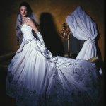 فستان زفاف رقم43