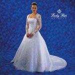 فستان زفاف رقم 57