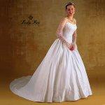 فستان زفاف رقم 58
