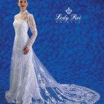 فستان زفاف رقم 61