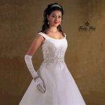 فستان زفاف رقم 64