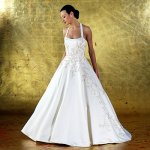 فستان زفاف رقم 66