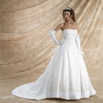 فستان زفاف رقم 72