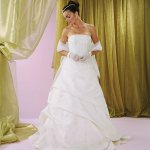 فستان زفاف رقم 74