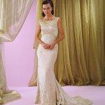 فستان زفاف رقم 76