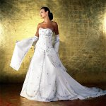 فستان زفاف رقم 80