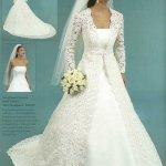 فستان زفاف رقم 84