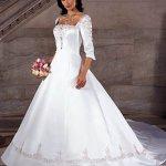 فستان زفاف رقم 88