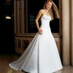 فستان زفاف رقم 90