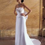 فستان زفاف رقم 95