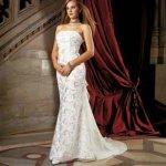 فستان زفاف رقم 99