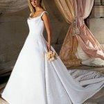 فستان زفاف رقم100