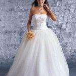 فستان زفاف رقم 107
