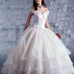 فستان زفاف رقم 108