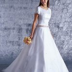 فستان زفاف رقم109