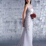 فستان زفاف رقم 110