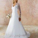 فستان زفاف رقم 112