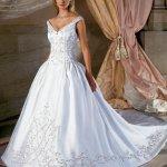 فستان زفاف رقم 114