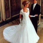 فستان زفاف رقم 123