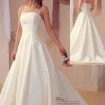 فستان زفاف رقم 129