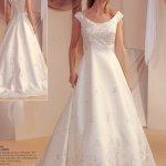 فستان زفاف رقم 132
