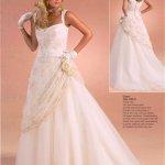 فستان زفاف رقم 135