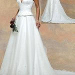 فستان زفاف رقم 136