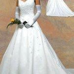 فستان زفاف رقم 137