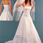 فستان زفاف رقم 141