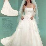 فستان زفاف رقم160