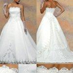 فستان زفاف رقم167