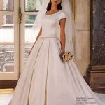 فستان زفاف رقم168