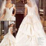 فستان زفاف رقم170