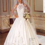 فستان زفاف رقم 171