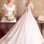 فستان زفاف رقم172