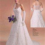 فستان زفاف رقم187