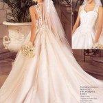فستان زفاف رقم190
