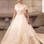 فستان زفاف رقم193