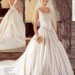 فستان زفاف رقم195
