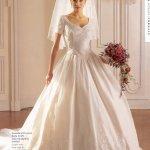 فستان زفاف رقم197
