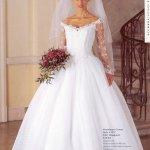 فستان زفاف رقم202