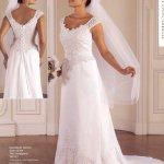 فستان زفاف رقم204