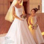 فستان زفاف رقم206