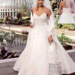 فستان زفاف رقم208