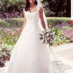 فستان زفاف رقم209