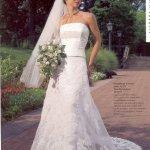 فستان زفاف رقم210